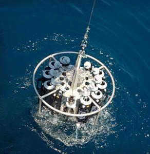 Amostrador de água pré-programável