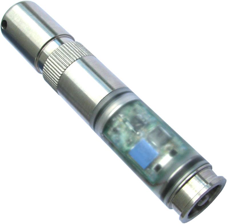Gravador de temperatura de bolso