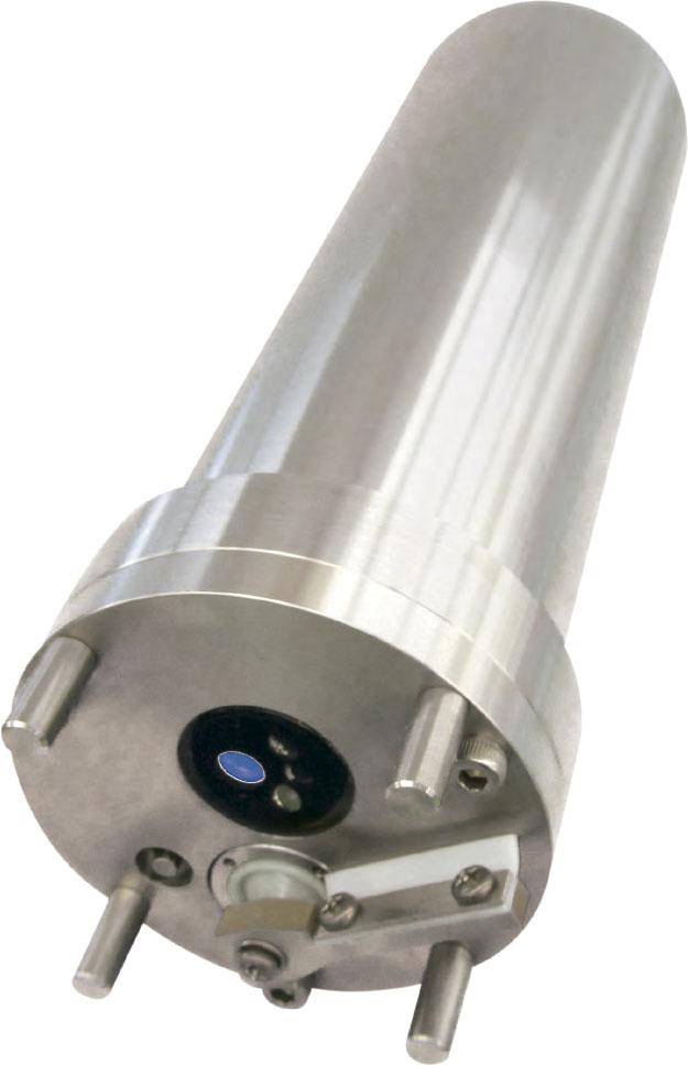 Sensor de clorofila e turbidez INFINITY-CLW com wiper