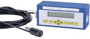 Medidor de corrente 1D para rios