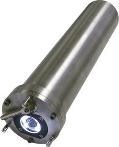 Câmera subaquática com limpador - SFIDA