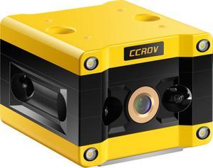 CCROV com câmera 4K
